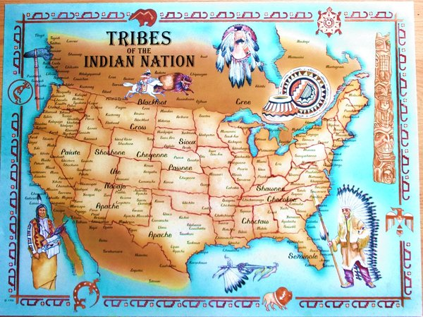 Tribes of the Indian Nations
