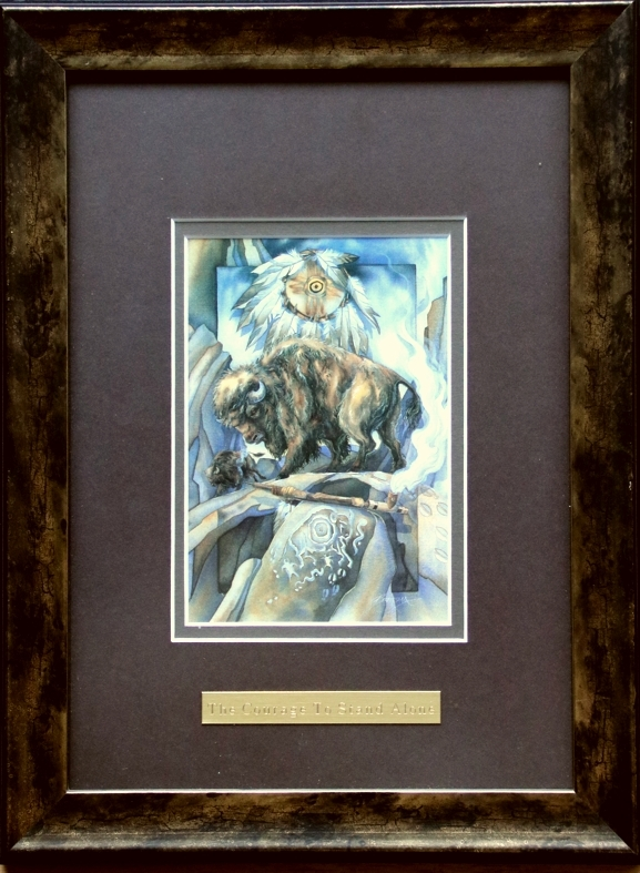The Courage Standing Alone  - Jody Bergsma