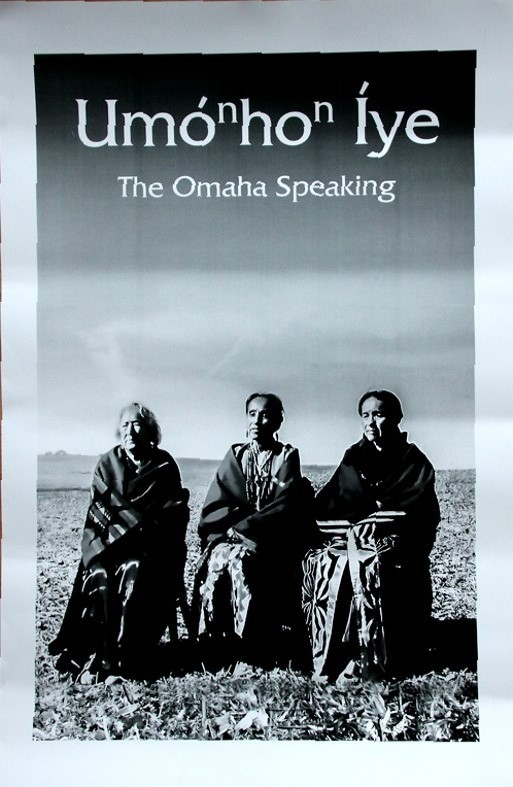 The Omaha Speaking - Filmposter zur Dokumentation
